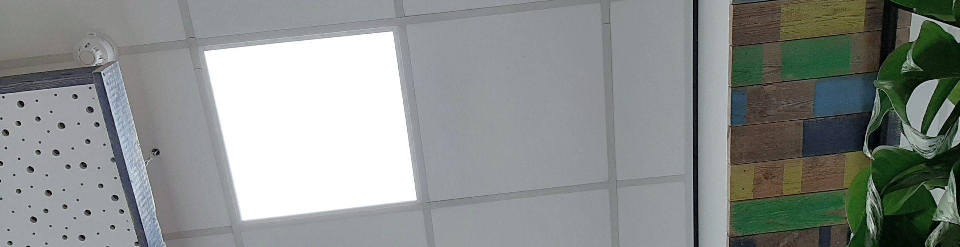 Refurbished plafondplaten - herbruikbare plafondplaten - hergebruik
